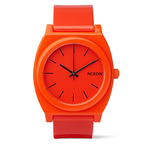 NIXON Timeteller P watch