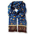 DRAKES Malabar scarf