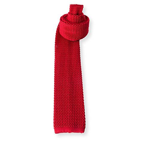 PECKHAM RYE Knitted tie