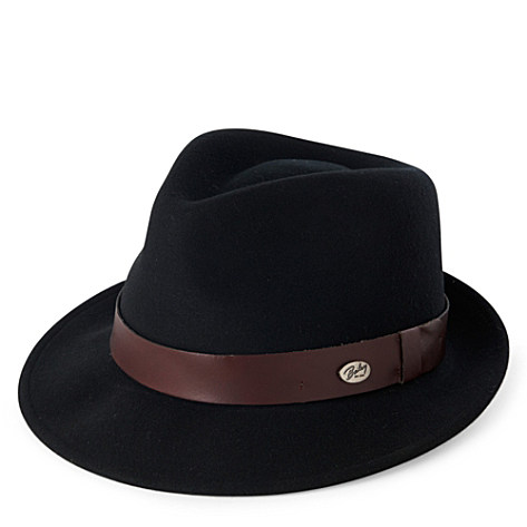 BAILEY HATS Yates trilby hat