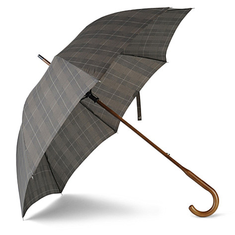LONDON UNDERCOVER Prince of Wales umbrella