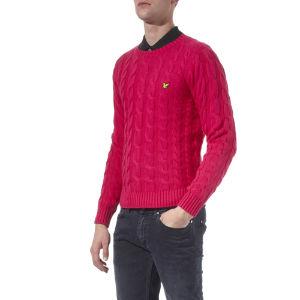 Lyle & Scott Cable knit jumper