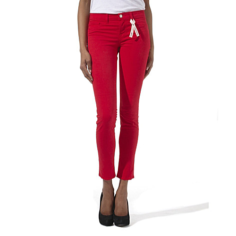 Kate Middleton Red Jeans