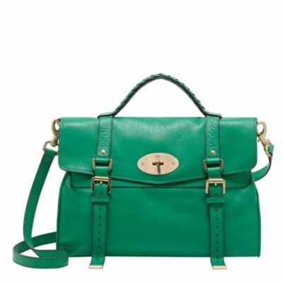 Green with envy for the new Mulberry Alexa…