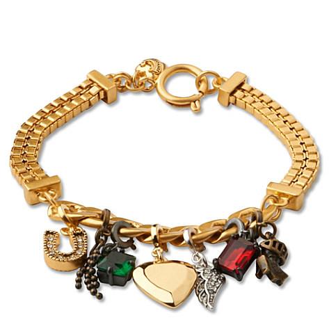 مجوهرات ، اكسسوارات ، اساور ذهب 220-3001505-YJRE5185_GOLD?$PDP_M$