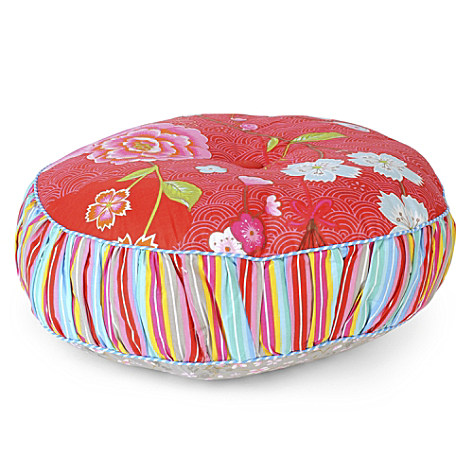 PIP STUDIO Birds in Paradise round cushion