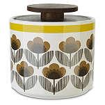 ORLA KIELY Small poppy meadow storage jar