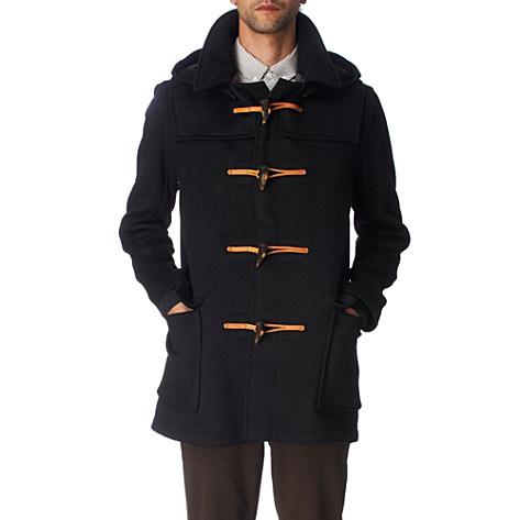moncler duffle coat