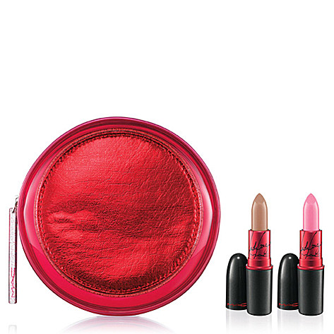 MAC Viva Glam Melt Your Heart Lip Bag