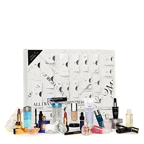 LANCOME All I Want This Christmas advent calendar