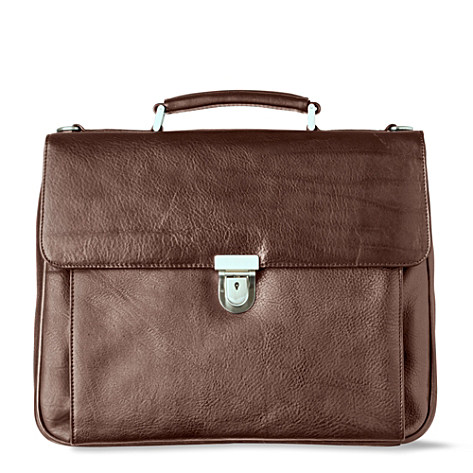 LEONHARD HEYDEN Small briefcase