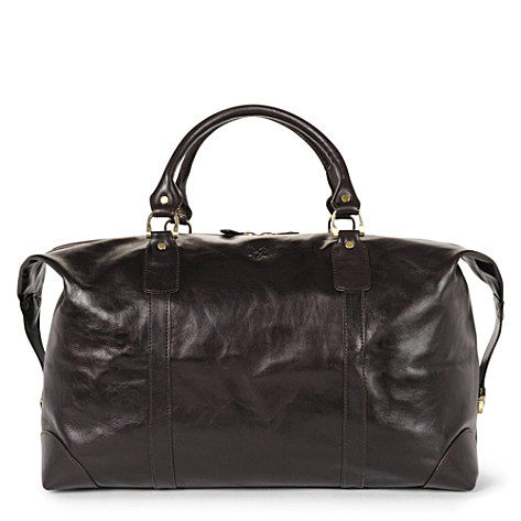 QUINDICI Large holdall