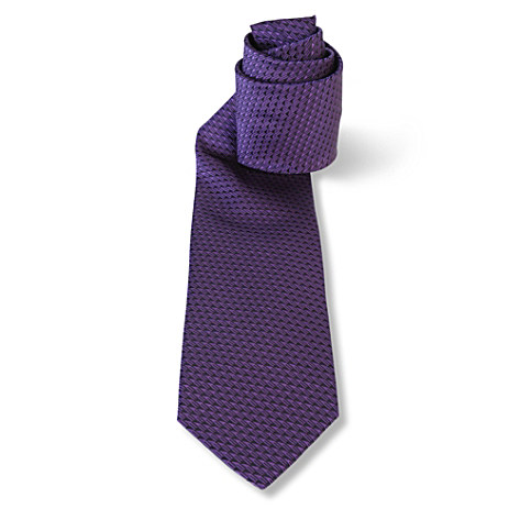 HUGO BOSS Geometric tie
