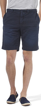 RALPH LAUREN Officers preppy shorts
