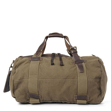 RALPH LAUREN Barrel bag. Hover image to zoom