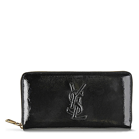 YVES SAINT LAURENT Belle de Jour zip around wallet