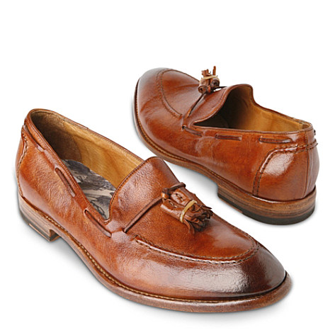 PAUL SMITH Marcello tassel loafers