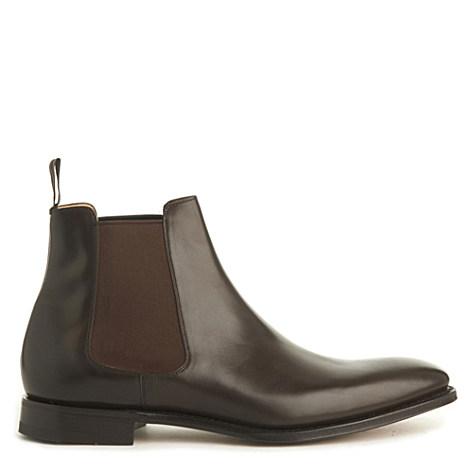 CHURCH Thorpe chelsea boots dark brown