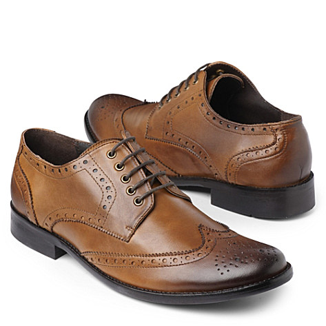 KG BY KURT GEIGER Harper brogue shoes