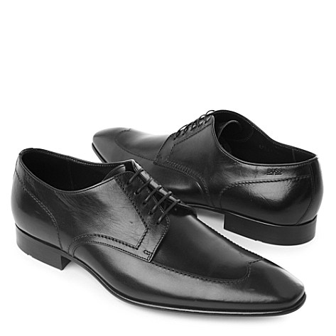 HUGO BOSS Cesor wingcap derby shoes black