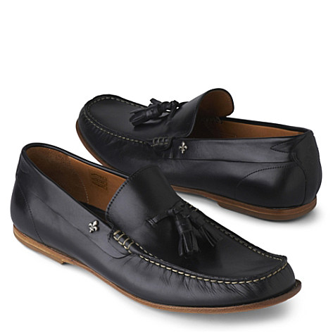 KURT GEIGER Made it loafers black