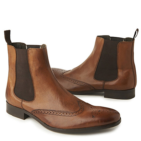 KG BY KURT GEIGER Dallas boots tan