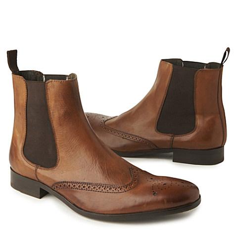 KG BY KURT GEIGER Dallas boots tan