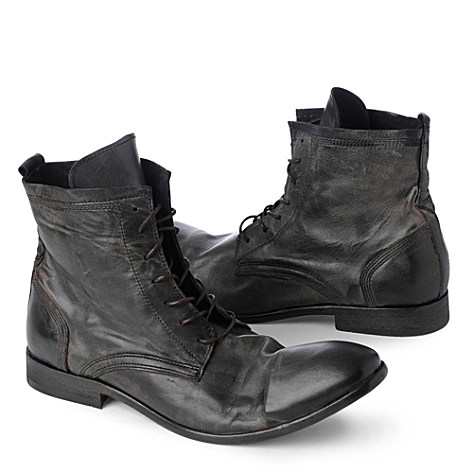 H BY HUDSON Swathmore boots black