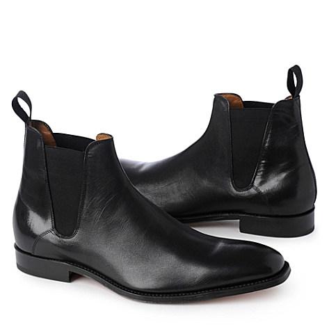 GRENSON Arthur Chelsea boots black