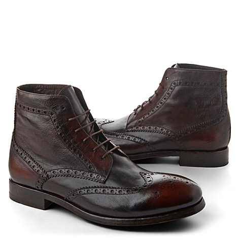PAUL SMITH Hal Derby boots