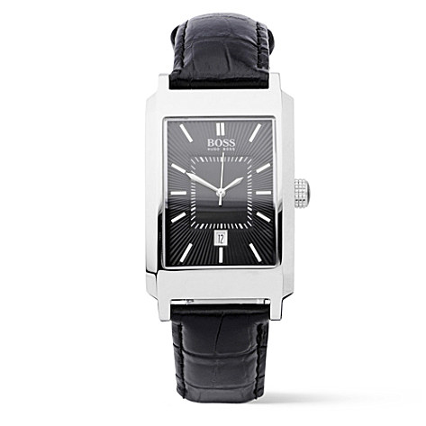 HUGO BOSS 1512225 Rectangular watch