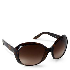 PRADA Tortoiseshell round-frame sunglasses