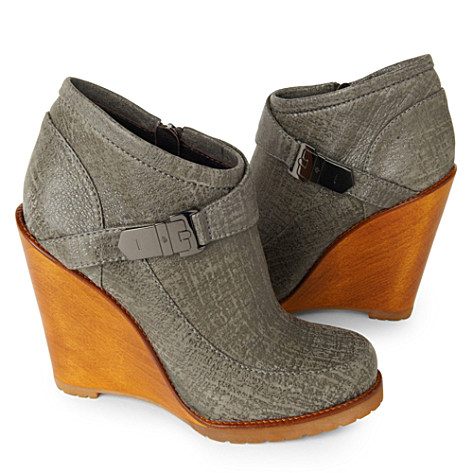 MULBERRY Tillie wedge shoe boots
