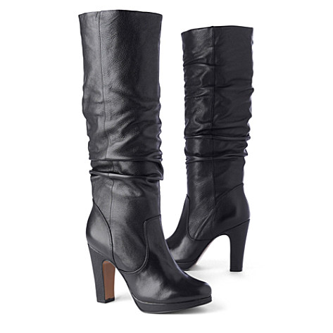 CARVELA Wigan knee-high boots black