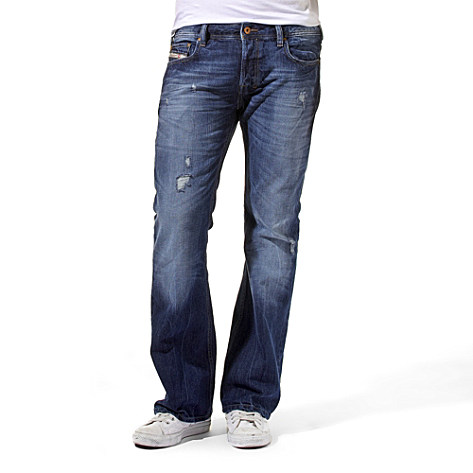 DIESEL Zathan 8B9Z jeans. Hover image to zoom